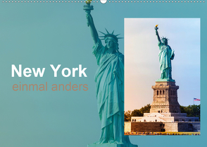 New York – einmal anders (Wandkalender 2020 DIN A2 quer) von calmbacher,  Christiane