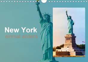 New York – einmal anders (Wandkalender 2020 DIN A4 quer) von calmbacher,  Christiane