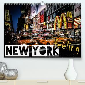 New York feeling (Premium, hochwertiger DIN A2 Wandkalender 2021, Kunstdruck in Hochglanz) von Pinkoss Photostorys,  Oliver