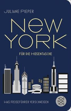 New York für die Hosentasche von Pieper,  Juliane