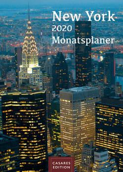 New York Monatsplaner 2020 30x42cm von Schawe,  Heinz-werner