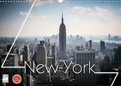 New York Shoots (Wandkalender 2021 DIN A3 quer) von Pinkoss Photostorys,  Oliver