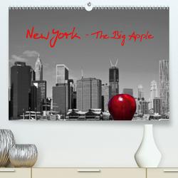 New York – The Big Apple (Premium, hochwertiger DIN A2 Wandkalender 2020, Kunstdruck in Hochglanz) von Härlein,  Peter