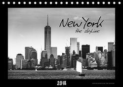 NEW YORK – the skyline (Tischkalender 2018 DIN A5 quer) von SEIFINGER,  TOBY