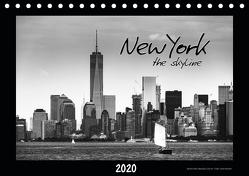NEW YORK – the skyline (Tischkalender 2020 DIN A5 quer) von SEIFINGER,  TOBY