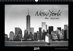 NEW YORK – the skyline (Wandkalender 2019 DIN A3 quer) von SEIFINGER,  TOBY