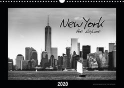 NEW YORK – the skyline (Wandkalender 2020 DIN A3 quer) von SEIFINGER,  TOBY