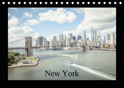 New York (Tischkalender 2019 DIN A5 quer) von Blaschke,  Philipp