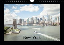 New York (Wandkalender 2019 DIN A4 quer) von Blaschke,  Philipp