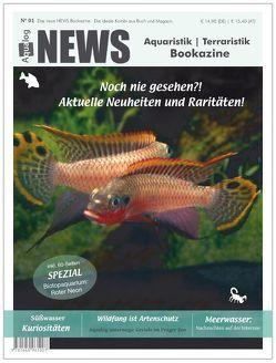 NEWS Bookazine Nr. 1 (Herbst 2016) von Schäfer,  Frank