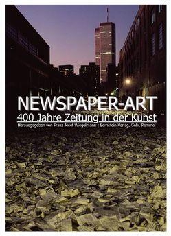 Newspaper-Art von Wiegelmann,  Franz J