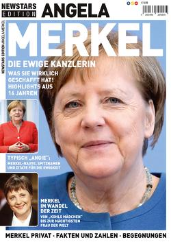 NEWSTARS EDITION: ANGELA MERKEL – Die ewige Kanzlerin von Buss,  Oliver