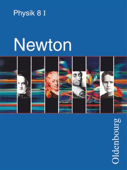 Newton / Band 8 – Ausgabe I – Schülerbuch von Ernhofer,  Rupert, Lutz,  Karl-Heinz, Steiner,  Dietmar, Wolfshöfer,  Holger