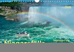 Niagarafälle – American Falls und Horseshoe Fall (Wandkalender 2019 DIN A4 quer) von Roder,  Peter