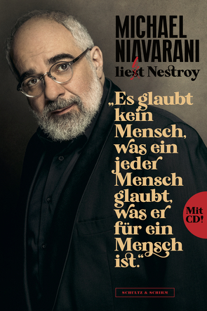 Niavarani liest Nestroy von Niavarani,  Michael