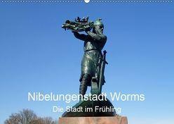 Nibelungenstadt Worms Die Stadt im Frühling (Wandkalender 2019 DIN A2 quer) von Andersen,  Ilona