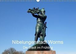 Nibelungenstadt Worms Die Stadt im Frühling (Wandkalender 2019 DIN A3 quer) von Andersen,  Ilona
