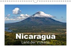 Nicaragua – Land der Vulkane (Wandkalender 2019 DIN A4 quer) von boeTtchEr,  U