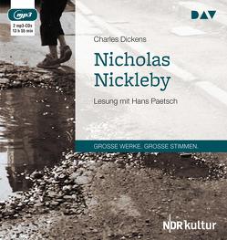 Nicholas Nickleby von Dickens,  Charles, Meyrink,  Gustav, Paetsch,  Hans