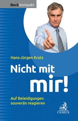 Nicht mit mir! von Kratz,  Hans-Jürgen