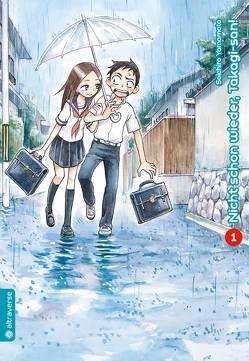 Nicht schon wieder, Takagi-san 01 von Yamamoto,  Soichiro