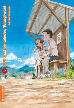 Nicht schon wieder, Takagi-san 02 von Yamamoto,  Soichiro