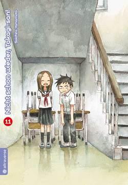 Nicht schon wieder, Takagi-san 11 von Yamamoto,  Soichiro