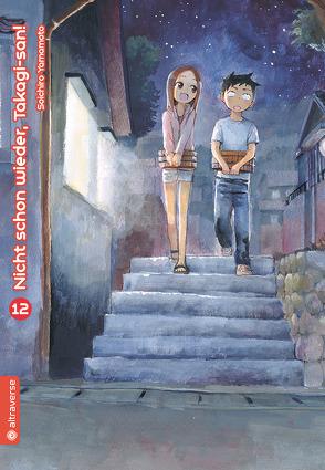 Nicht schon wieder, Takagi-san 12 von Yamamoto,  Soichiro