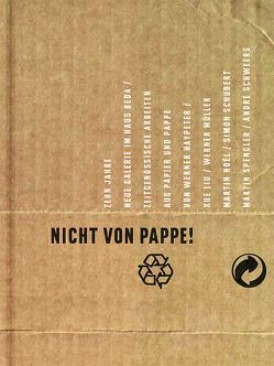 Nicht von Pappe! von Bopp-Schumacher,  Dr. Ute, Dr. Hanns-Simon Stiftung Bitburg, Kaak,  Stephanie