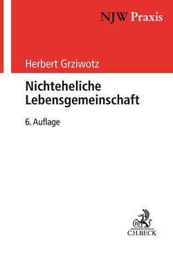Nichteheliche Lebensgemeinschaft von Grziwotz,  Herbert