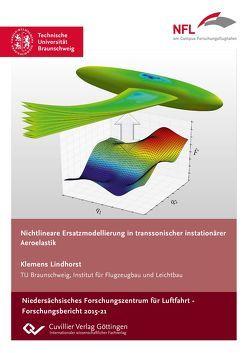 Nichtlineare Ersatzmodellierung in transsonischer instationärer Aeroelastik von Lindhorst,  Klemens