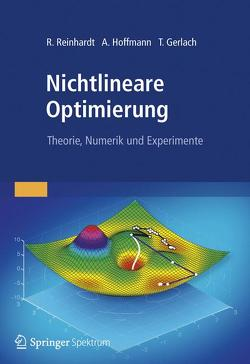 Nichtlineare Optimierung von Gerlach,  Tobias, Hoffmann,  Armin, Reinhardt,  Rüdiger