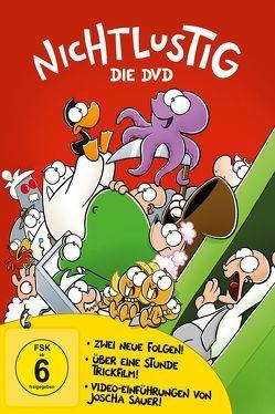 Nichtlustig – Die DVD von Sauer,  Joscha