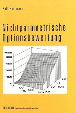 Nichtparametrische Optionsbewertung von Herrmann,  Ralf