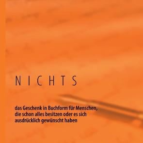 NICHTS von Bergmann,  Michael