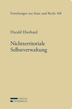 Nichtterritoriale Selbstverwaltung von Eberhard,  Harald