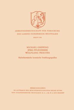 Nichtthermische kosmische Strahlungsquellen von Grewing,  Michael