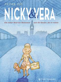 Nicky & Vera von Jakobeit,  Brigitte, Sís,  Peter