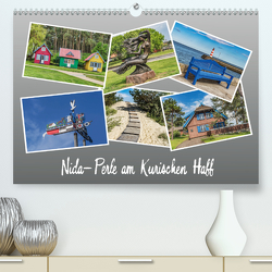 Nida – Perle am Kurischen Haff (Premium, hochwertiger DIN A2 Wandkalender 2021, Kunstdruck in Hochglanz) von Kirsch,  Gunter