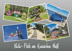 Nida – Perle am Kurischen Haff (Tischkalender 2019 DIN A5 quer) von Kirsch,  Gunter
