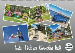 Nida – Perle am Kurischen Haff (Wandkalender 2019 DIN A2 quer) von Kirsch,  Gunter