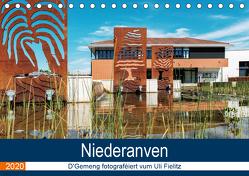Niederanven 2020 (Tischkalender 2020 DIN A5 quer) von Fielitz,  Uli