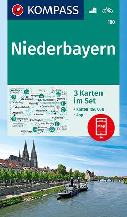 Niederbayern von KOMPASS-Karten GmbH