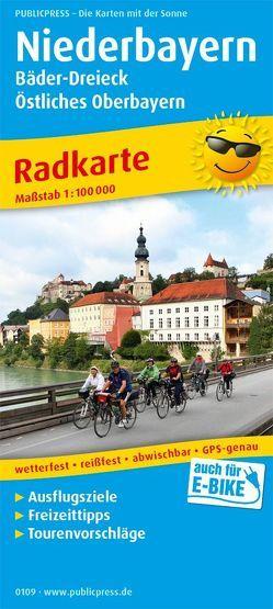 Niederbayern – Bäder-Dreieck – Östliches Oberbayern