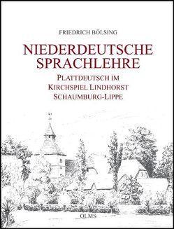Niederdeutsche Sprachlehre von Bölsing,  Friedrich