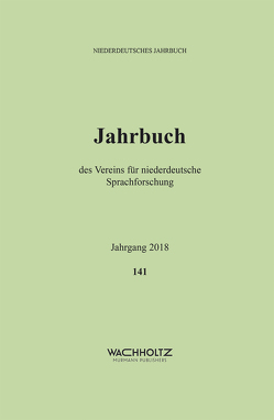 Niederdeutsches Jahrbuch. von Verein für niederdeutsche Sprachforschung