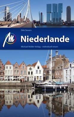 Niederlande Reiseführer Michael Müller Verlag von Sievers,  Dirk