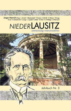 NiederLausitz zwanzig-neunzehn von Heinrich,  Jürgen