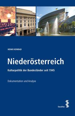 Niederösterreich von Konrad,  Heimo