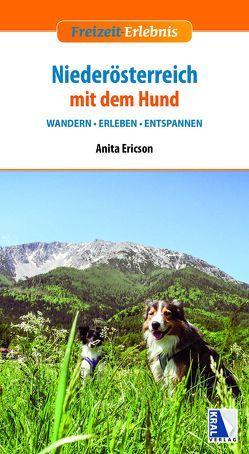 Niederösterreich mit dem Hund von Ericson,  Anita